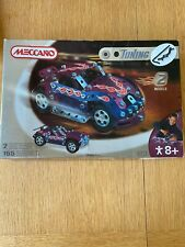 MECCANO TUNING 2 MODEL SET CAR- 165 PIECES - 4952 - (I)
