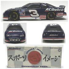 Dale Earnhardt #3 Suzuka Japan AC Delco 1996 Action NASCAR 1/24 Diecast Bank