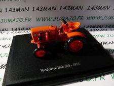 Trattore 1/43 universal Hobby No. 97 VENDEUVRE Bob 500 1958