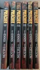 Preacher Hardcover HC Set Voumes Books 1-6 Signed by Creative Team -Complete Set