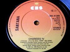 "SANTANA - CHANGES IV  7"" VINYL"
