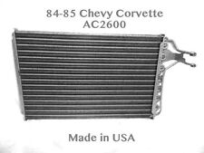 84 85 1984 1985 Chevy CORVETTE Condenser A/C OEM 3050981 GM AC2600 Made in USA