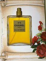 Old formula  CHANEL NO 5 spray  edt  55 ml  left women perfume  no cap