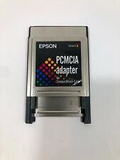Epson PCMCIA Adapter for Compact Flash Cards