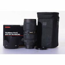 Sigma EX 2,8/70-200mm APO DG Makro Objektiv HSM II für Canon EOS / Canon EF