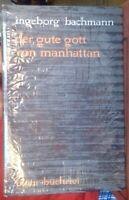Ingeborg Bachmann: Der gute Gott von Manhattan.Erstauflage )