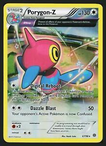 67/98 | Porygon-Z Reverse Holo | Ancient Origins | Pokemon Card | Excellent