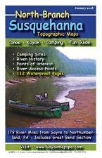 North Branch Susquehanna River Pa Kayak / Canoe Guidebook
