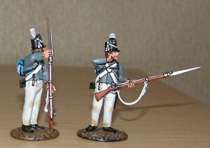 John Jenkins USCH - 03 2 Figures Standing Loading - Scott's Brigade