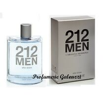 CAROLINA HERRERA 212 MEN AFTER SHAVE - 100 ml