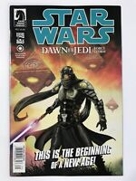 STAR WARS DAWN JEDI: FORCE STORM #1 (2012) | NEWSSTAND VARIANT; 1ST XESH, TRILL