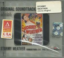 O.S.T. - Stormy weather (Emil and Alfred Newman) (2004) CD