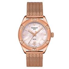 Tissot PR 100 Sport Chic Pink Mother of Pearl Women's Watch T101.910.33.151.00