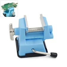 Mini Table Vise Suction Bench Clamp DIY PCB Fixture Repair Tool Jaw Opening 25mm