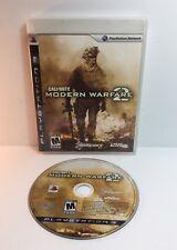 PS3 Call Of Duty Modern Warfare 2 ( Sony PlayStation 3 )