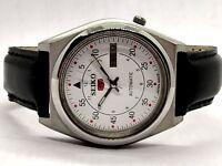 vintage seiko 5  automatic men's steel japan made movement No 7009 run order