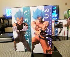 Dragon Ball Super Saiyan God SS Ichiban Statues - | SON GOKU | or | VEGETA |