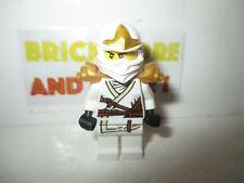 LEGO ® Ninjago 4 détraqué personnages Zane Cole Kai ZX KRAZI Sensei Wu Lloyd r205