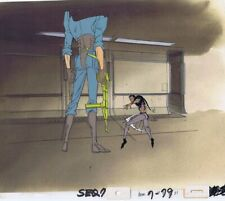 Aeon Flux Original Production Cel Cell Animation Art Mtv Liquid Tv 1990's Ninja