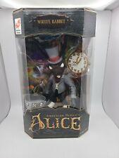 American McGee's White Rabbit Figure Very RARE Black Variant