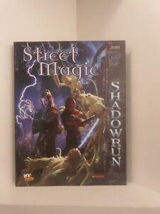 Shadowrun: Street Magic, WK Games, Hardcover, RPG