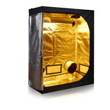 600D Mylar 48''x24''x60'' Grow Tent Room for Hydroponics Indoor Plant Growing