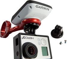 NEW K-EDGE Combo Mount K-Edge Garmin Mounts Cameras Black LIFETIME WARRANTY!
