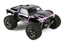 Custom Body Muddy Pink for Traxxas T / E Maxx Shell Cover 3911R E-Maxx