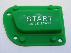 AFG  Green Rubber START Button for AFG 7.1AT Treadmill