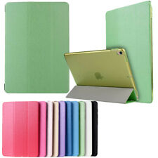 Ultra Thin Lightweight Leather Smart Case Cover Stand For iPad Mini Air 9.7 Pro