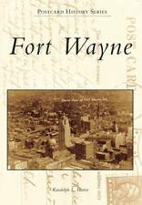 Postcard History: Fort Wayne by Randolph L. Harter (2013, Paperback)