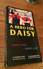 A Hero For Daisy Vhs Olympian Olympics Chris Ernst Yale University John Kerry