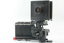 【 EXC+5 】 Sinar 4x5 Large Format Camera + Fujinon W 150mm f/5.6 Lens from JAPAN