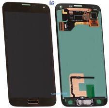 Pantalla táctil LCD Display Para Samsung Galaxy S5 G900F G900 S5 Plus+ G901F oro