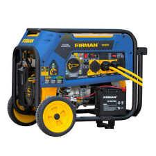 FIRMAN 9400/7500W Tri Fuel Generator