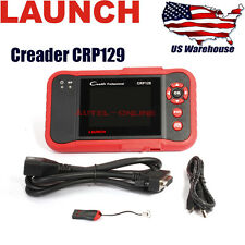 LAUNCH Creader CRP129 Diagnostic Scan Tool OBD2 ABS Airbag Engine SRS SAS EPB