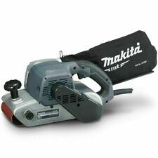 Makita M9400G 940W 100mm Electric Belt Sander - Black