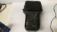 Tektronix WFM 90 Handheld Waveform Monitor w/ Case with Power Supply