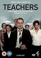 Teachers - Series 1-4 [DVD][Region 2]