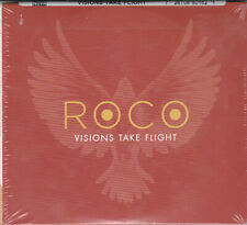 Roco- Visions Take Flight Factory Sealed BRAND NEW CD Free 1st Class UK P&P