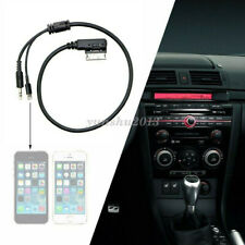 3.5mm AMI MDI MMI Audio Musik Kabel Klinke Stecker Adapter AUX für Audi VW Skoda