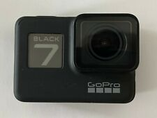 GoPro HERO7 BLACK Action Camera + 64 GB SanDisk + Tripod mount – Great Condition