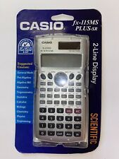 Casio FX-115MS Plus Scientific Calculator  NEW