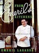 From Emeril's Kitchens: Favorite Recipes from Emeril's Restaurants by Lagasse, E