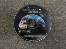 1999.1 Mercedes Benz Modular Control System North Central U.S.A CD #3 FACTORY