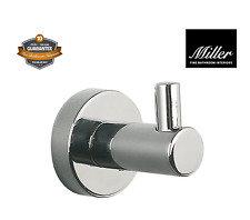 Miller Fine Bathrooms' Bond Luxury Robe Hook Brand New Boxed