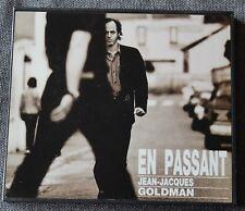 Jean Jacques Goldman, en passant,  CD