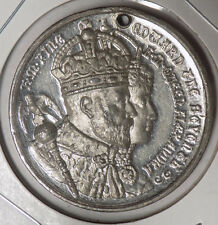 British Edward VII Coronation Medal (1902)