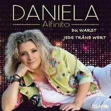 DANIELA ALFINITO : Du warst jede Träne wert * CD * NEU * OVP