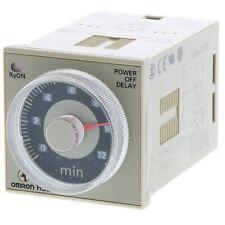 Omron Temporizador H3CR-A8E 24V-48V AC/Dc 1,2s hasta 300h Timer-Relay